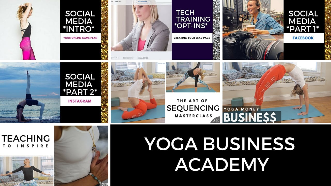 Yoga Business Academy