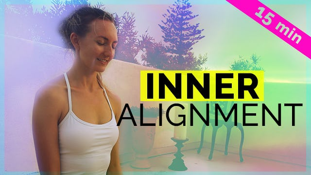 Meditation for Inner Alignment & Peace (15-min)