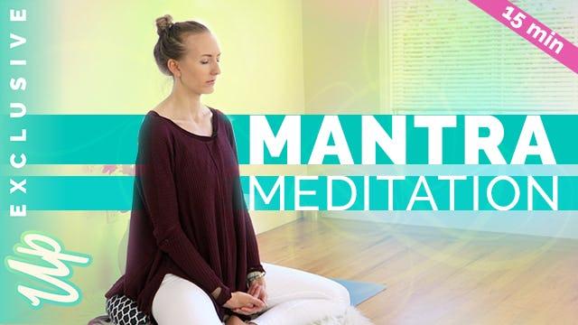[NEW] Third Eye Mantra Meditation (11-min)