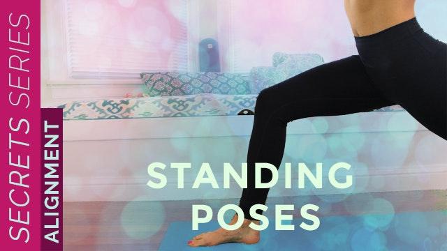 Yoga Secrets: Standing Poses