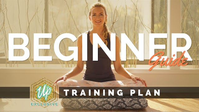 Beginner Yoga Training Guide (Download PDF)