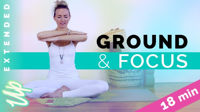 [Member-Only] Ground & Focus Extended Kundalini Meditation (18 Min)