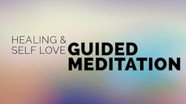 How to Meditate- 12-Minutes of Self Love Guided Meditation