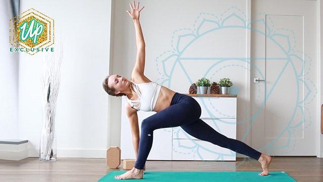 [NEW] Hatha Yoga for Head, Neck, Thyroid - 45 Min