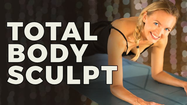 Total Body Yoga Sculpt