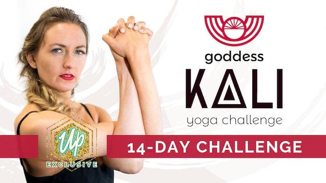 Kali Goddess - Yoga Challenge