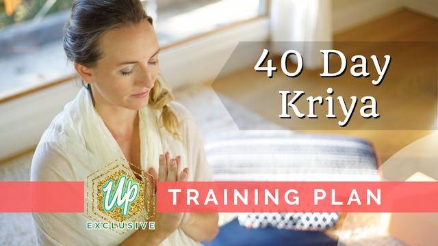 40 Day Kriya