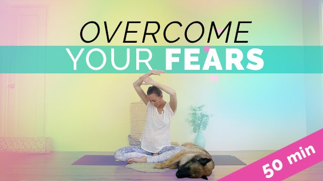 [NEW] Kundalini Yoga for Fear (50-min) | Overcome Your Fears