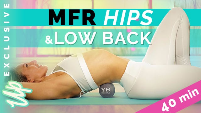 [Member-Only] Self-Massage w/ Ball Rolling: Hips & Low Back