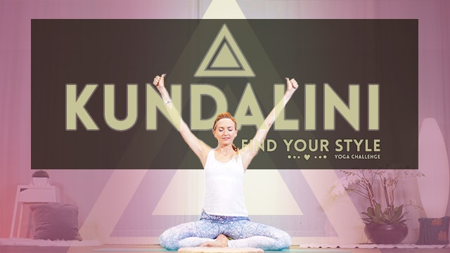 Kundalini Yoga for Beginners | Discover the Kundalini Yoga Style (30-min)