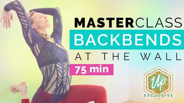 [Member Only] Masterclass Backbending...