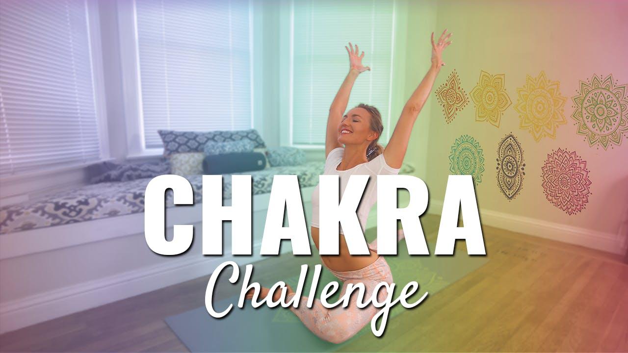 Chakra Challenge
