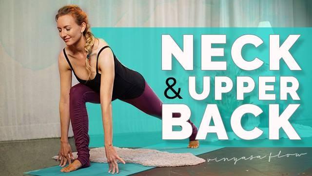 [NEW] Yoga for Shoulder & Neck Tension (45 min)