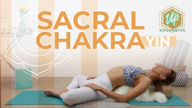 [NEW] Sacral Chakra Yin - 30 Min