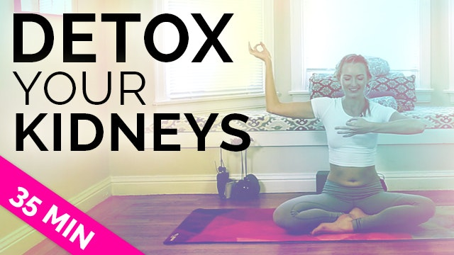 Detox Your Kidneys (Kundalini) - 35 Min