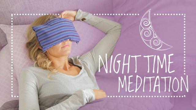 Nighttime Fall Asleep Meditation (12-min)