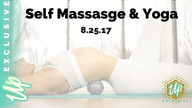 [Member-Only] Self Massage & Yoga Live Call