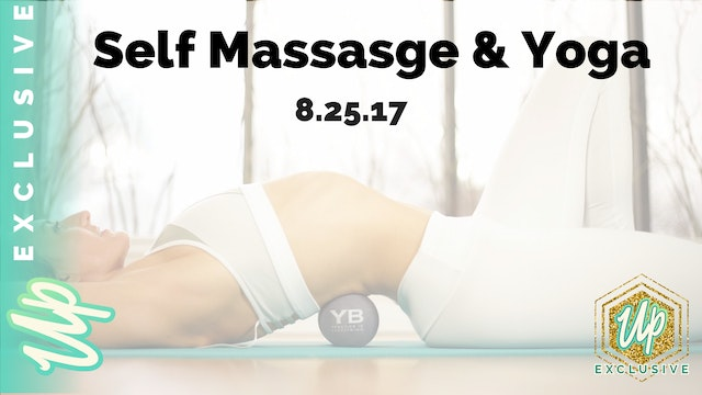 [Member-Only] Self Massage & Yoga Liv...