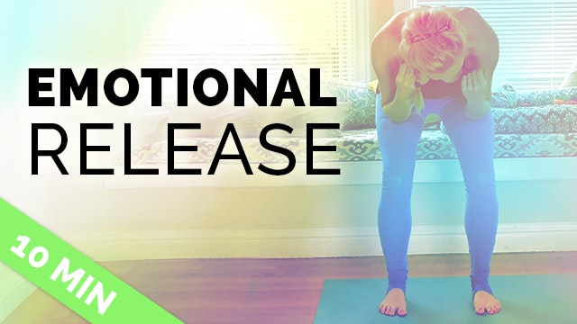Gentle Somatic Yoga for Emotional Rel...