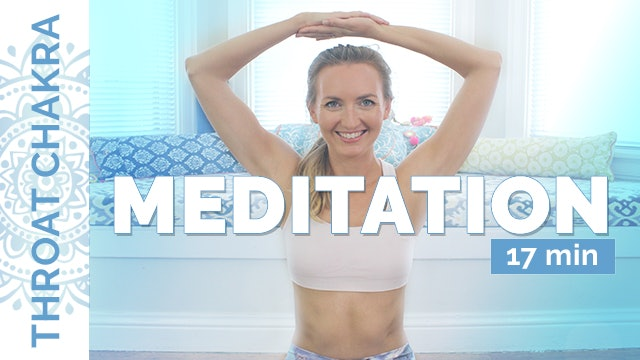 Chakra 5 - Meditation (17-min)