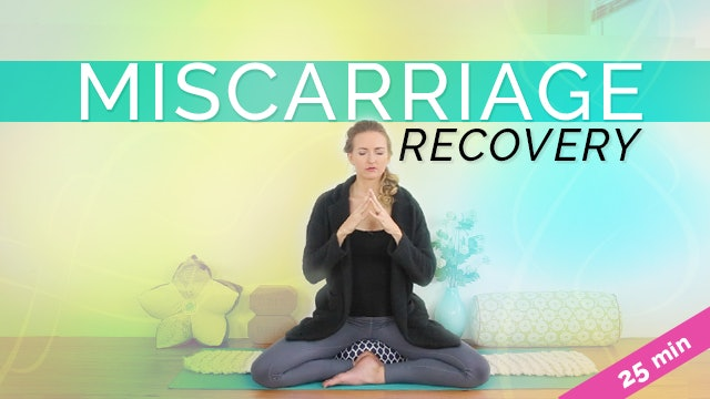 Healing from Miscarriage Meditation (25-min)