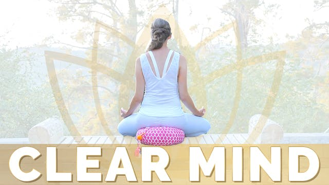 [NEW] Meditation for a Clear Mind - 1...