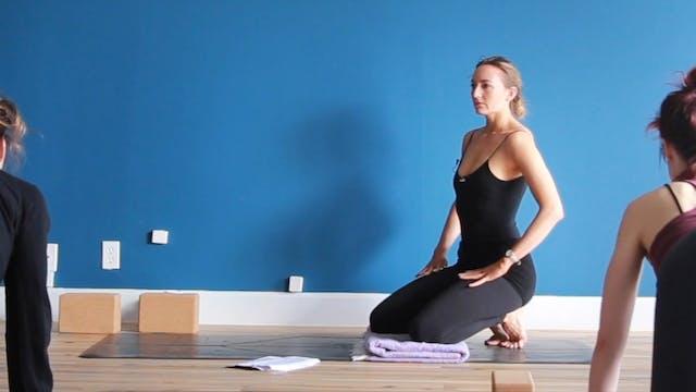 [Mod 3] 4.1 Fascial Focused Yoga Clas...