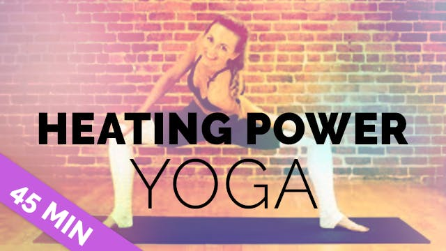 Heating Power Yoga