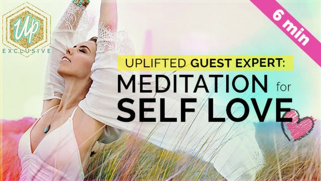 [Members-Only] Guest Expert: Meditation for Self Love