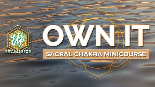Sacral Chakra Course