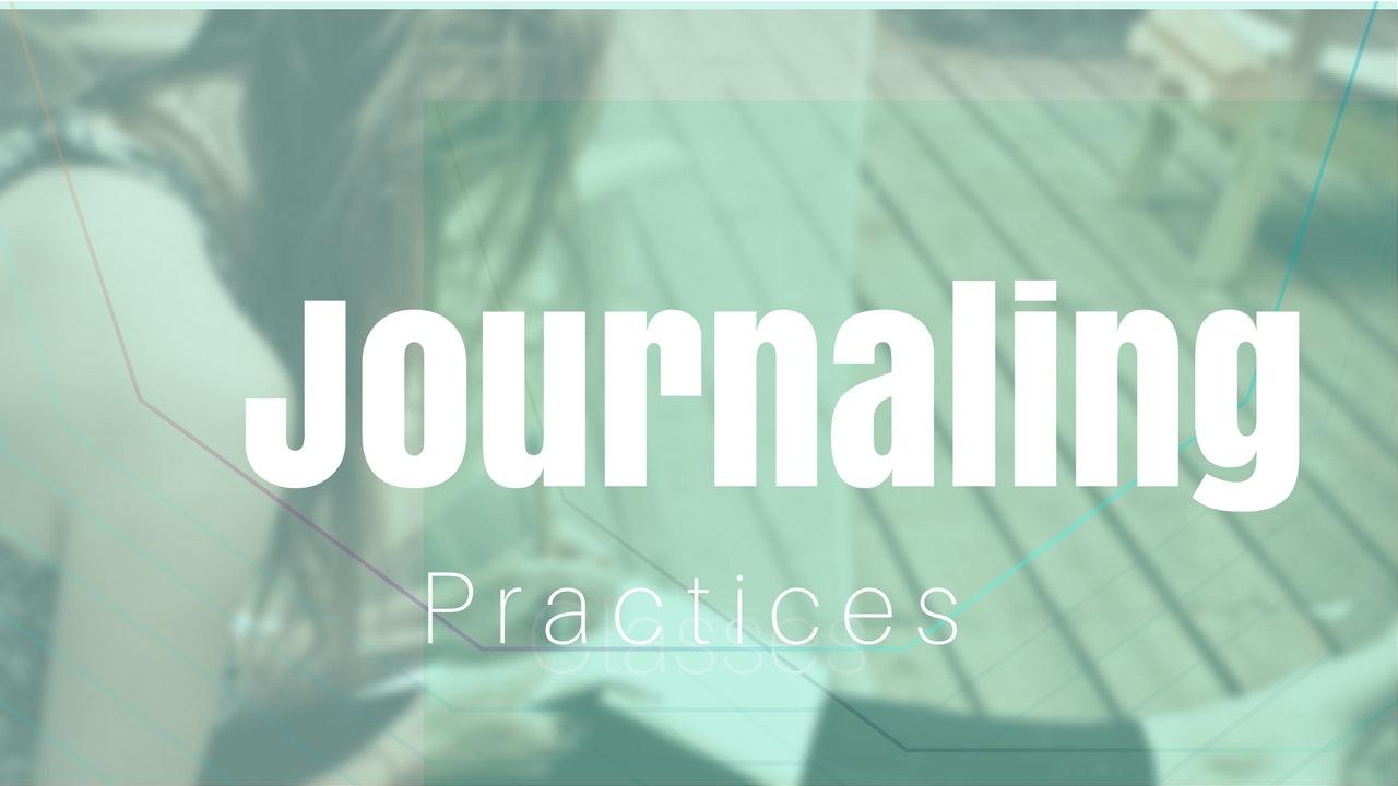 Journaling Practices