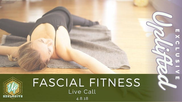 [Member Only] Live Call: Fascial Fitness