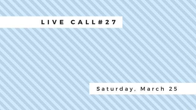 Live Call #27 E3.1 | E3.2 The Fascia ...