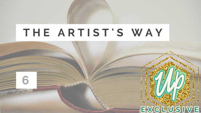 [Uplifted] Member Only: The Artist's Way