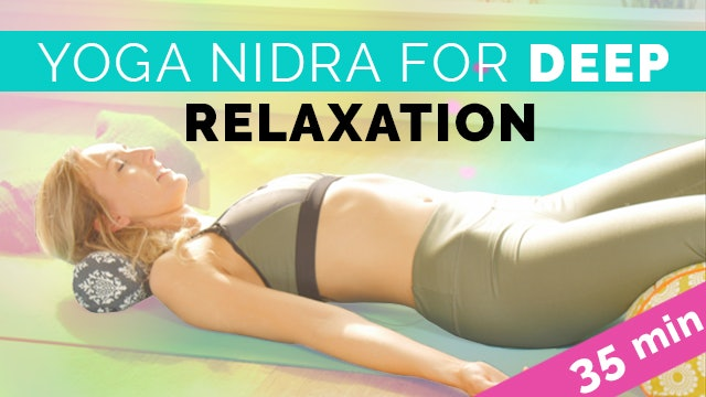 [Member-Only] Yoga Nidra + Nadi Shodana Ultimate Relaxation Uplifted