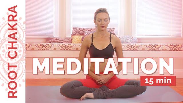 Chakra 1 - Meditation (15-Min)