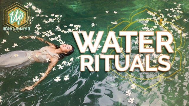 [NEW] Sacral Chakra Water Rituals
