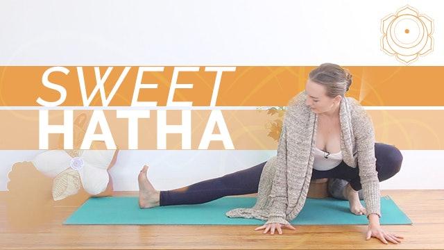 [NEW] Sweet Hatha Flow (45-min)