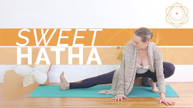 [NEW] Sweet Hatha Flow (45-min)