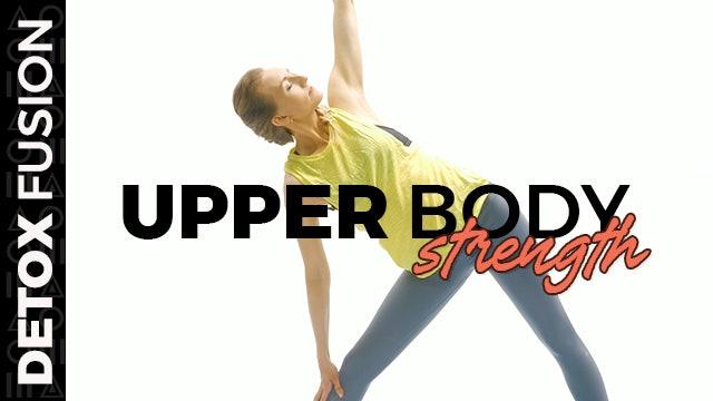 Day 1 - Upper Body Yoga Workout (40-Min)