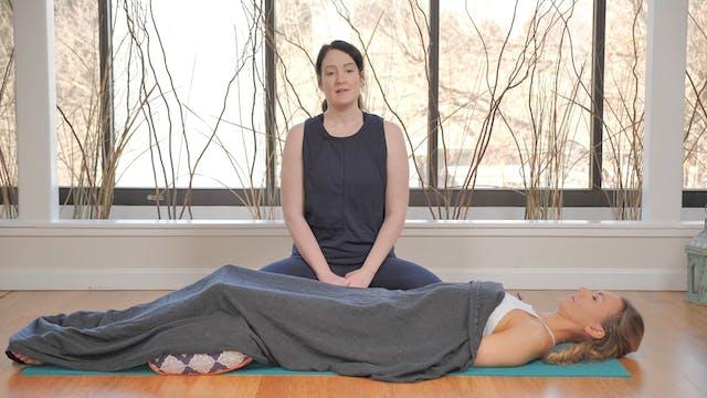 [Mod 1] 11.8 Yoga Nidra Experience