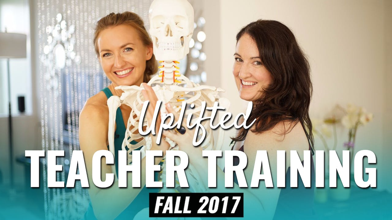 Yoga Teacher Training Material - Fall 2017