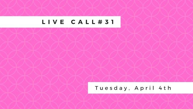 Live Call #30 Upavishta konasana | navasana | Supta Padangusthasana