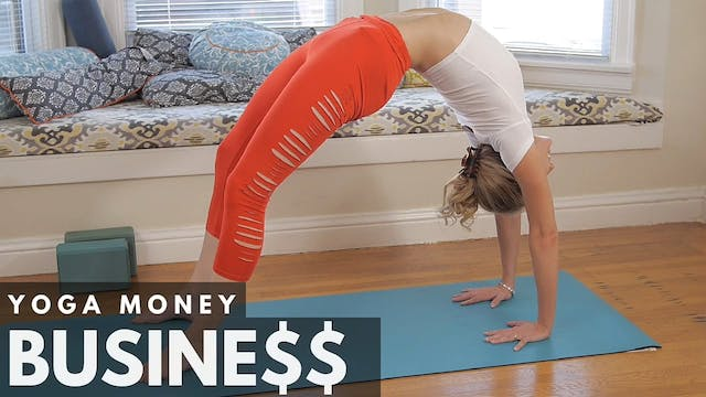 E.10.1 Yoga Money Business: In the St...