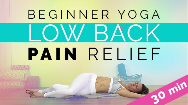 Yin Low Back Release (Safe for Beginners)