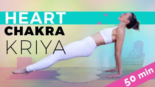 Balance Your Heart Chakra - Kundalini...
