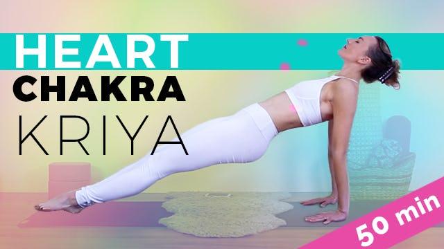 Balance Your Heart Chakra - Kundalini Kriya - 50 min