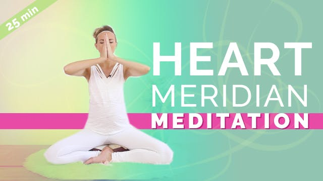 Kundalini Heart Meridian Meditation