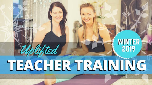 Yoga Teacher Training Material - Winter 2019