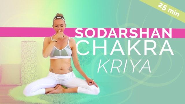 Sodarshan Chakra Kriya - Psyche Clean...